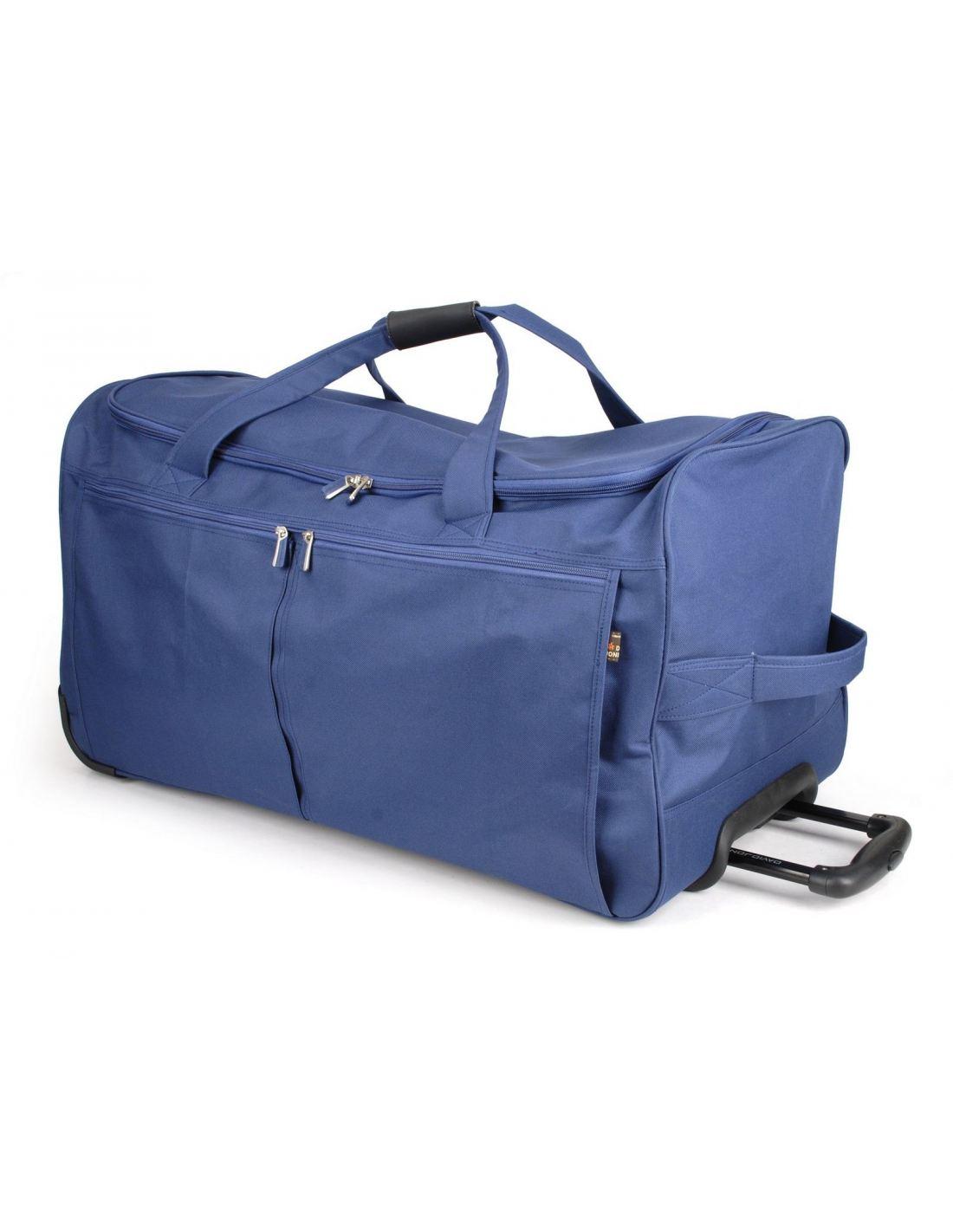 sac de voyage a roulettes valise souple trolley bagage a main