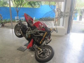 antipolo-roadtrip-pinto-art-museum-motorcycle