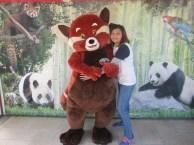 Ocean-Park-Hong-Kong-red-panda-mascot