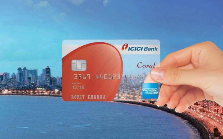 ICIC Bank Credit Card