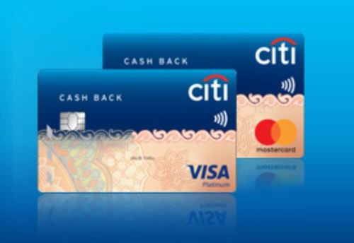 Citi Cashback Credit Card in India