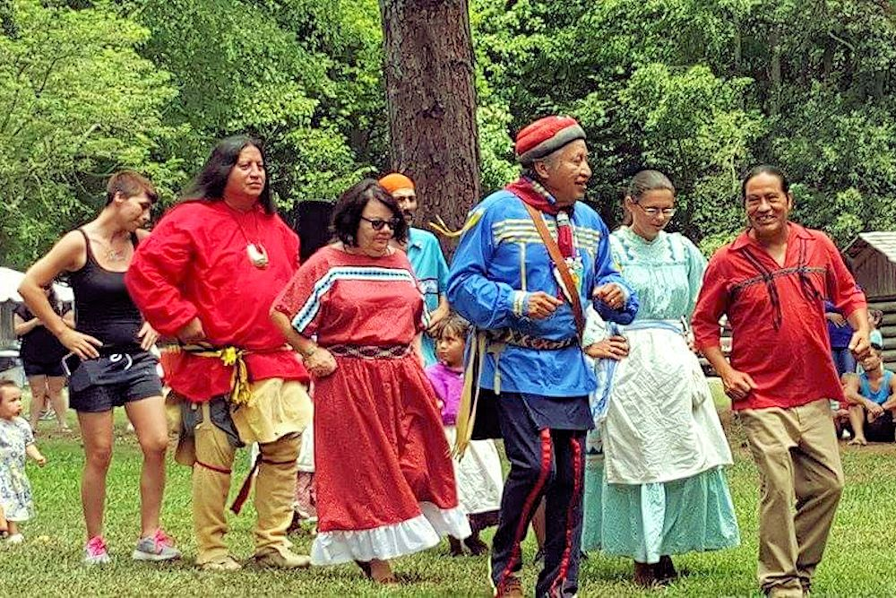 Cherokee Ceremonial Event