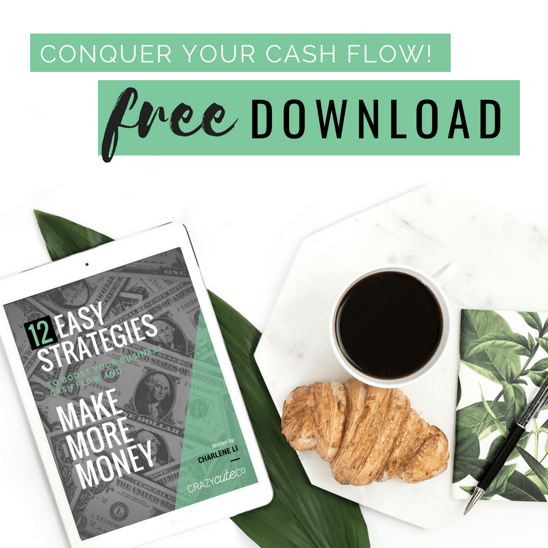Download my FREE Cash Flow eBook