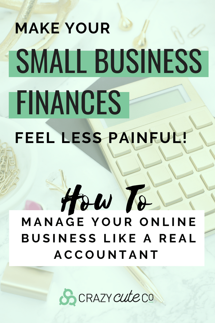 If you think managing your business finances is one of the LEAST SEXY parts of running your own business, I don't blame you! I'm breaking down my overall approach on how I manage my business finances as an accountant.  No matter what type of business you run, these tips can help you master your books in a savvy and systematic way, and save yourself time and stress in the long run! #smallbusiness #finance #accounting #onlinebusiness