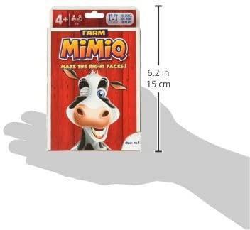farm MimiQ fun family card game