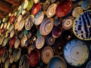 Wall of Bowls
