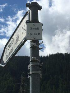 Start in Oberwald