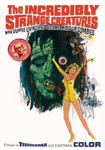The Incredibly Strange Creatures Who Stopped Living and Became Mixed-Up Zombies!!? (1964)