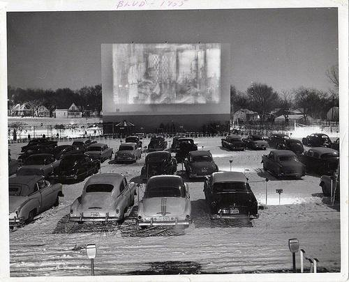 Drive In Movie Theatres Crazy Facts