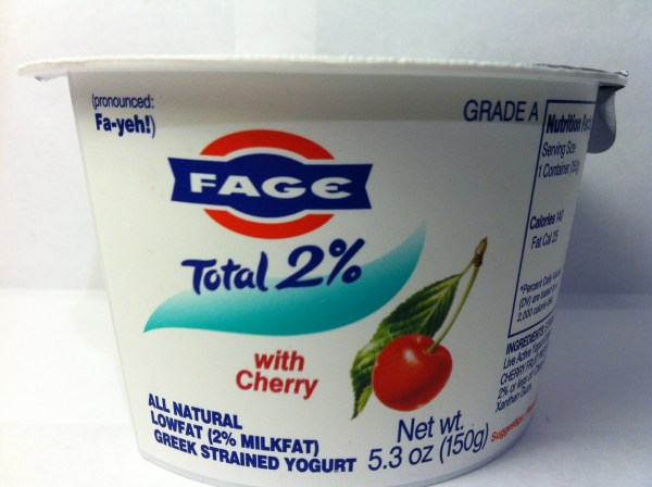Fage Crazy Food Dude