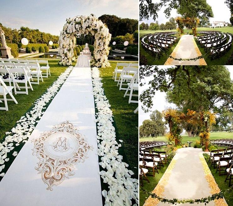 Diy Wedding Arch: Wedding Ceremony Arch Inspiration