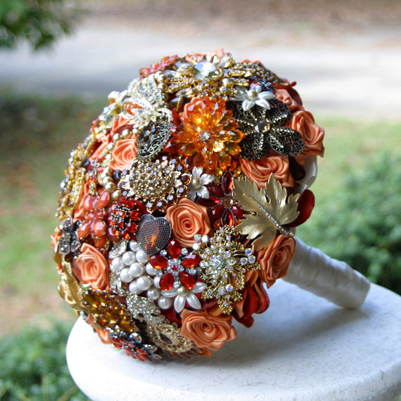 Wedding Flower Bouquets Ideas: Wedding Bouquet Ideas For EVERY Fall Bride
