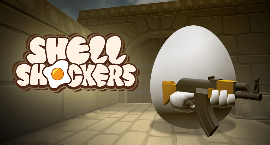 Shell Shockers Crazy Games for Kids