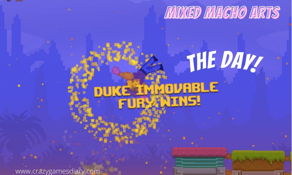 Mixed macho arts Crazy games 2021