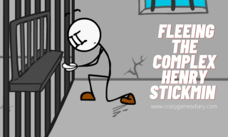 Download fleeing the complex henry stickmin on crazy games