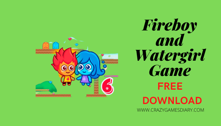 Fireboy and Watergirl Game