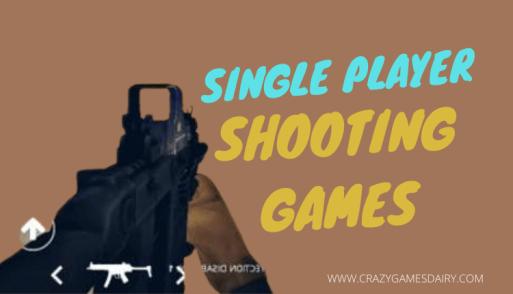ONLINE SHOOTING GAMES