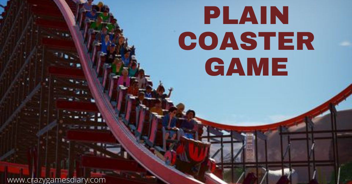 Plain coaster