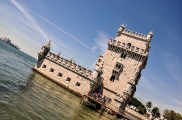 Tower of Belem - up close.