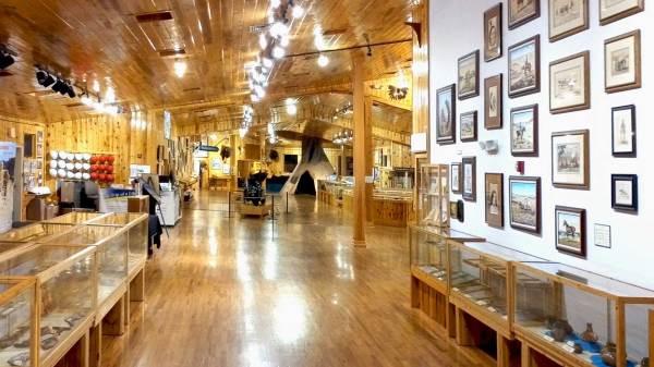 Indian Museum Of North America Crazy Horse Memorial