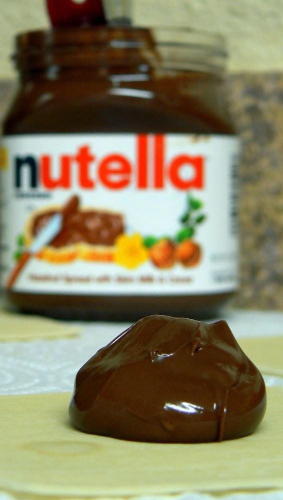 Nutella Wontons (2/5)