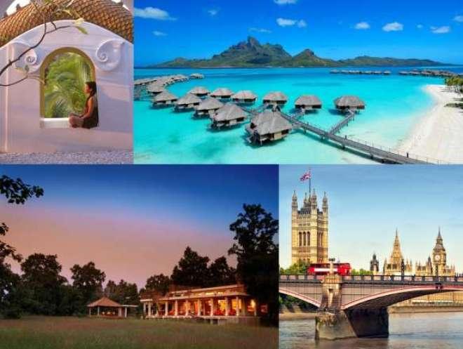 Teresa Perez Tours promove itinerário da rede Four Seasons que percorrerá todos os continentes entre março e abril.
