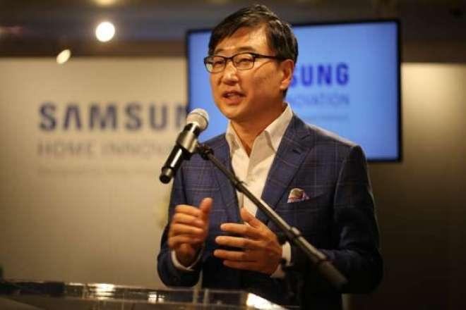 BK Yoon destaca importância da abertura e colaboraçãoda indústria para o futuro de infinitas possibilidades da IoT.