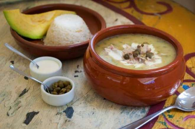 Sabores de Mi Tierra: cultura gastronômica da Colômbia trazida diretamente para São Paulo.