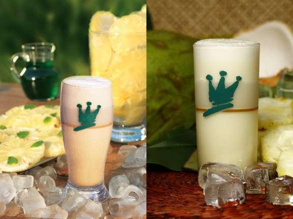 lém de refrescantes, as bebidas também auxiliam na hidratação do corpo.