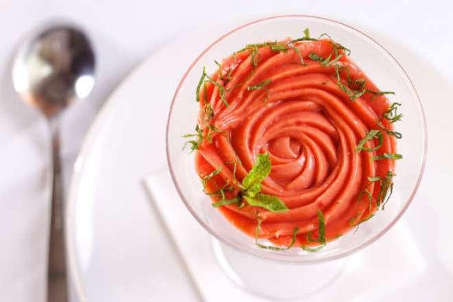 Receita criada pela chef Vera Damaso é de fácil e rápido preparo e ideal para o clima quente do verão.