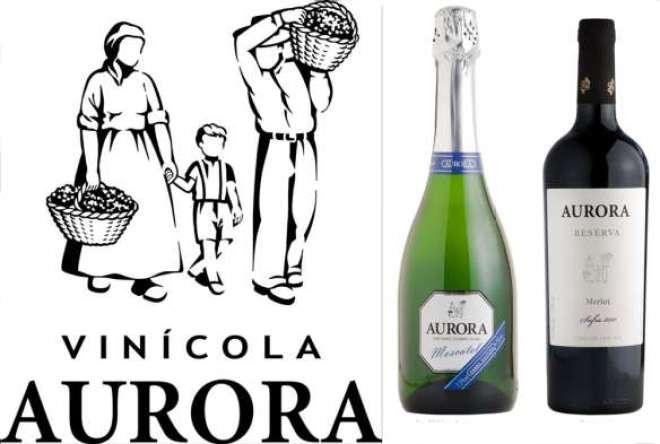 Pioneira em promover o enoturismo na Serra Gaúcha, a Aurora recebe mais de 150 mil visitantes por ano.