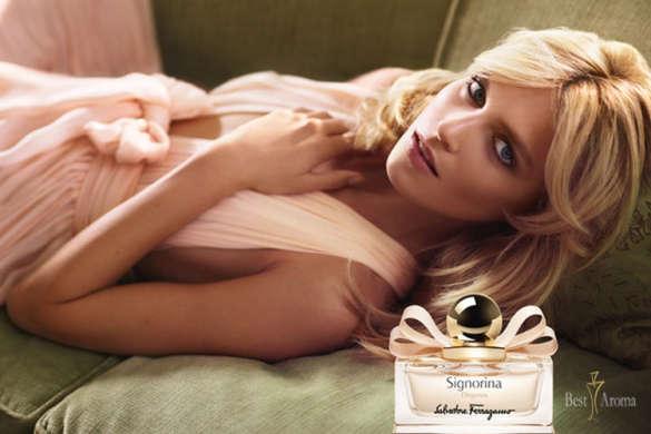 Anja Rubik, que estrela a campanha da fragrância, tem uma beleza icônica que interpreta esta história de sedução fascinante.
