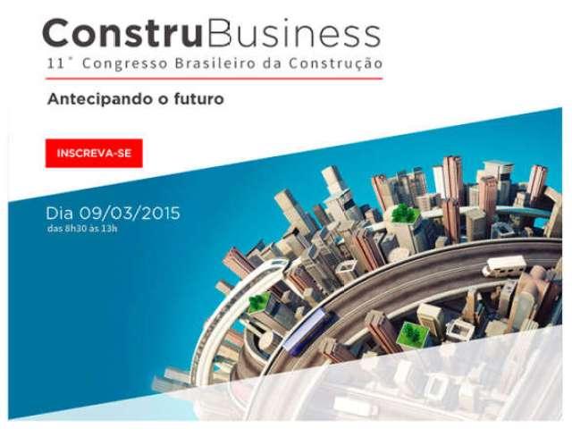 Federação entregou ao governo o estudo técnico 11º Construbusiness durante o Congresso Brasileiro da Construção.