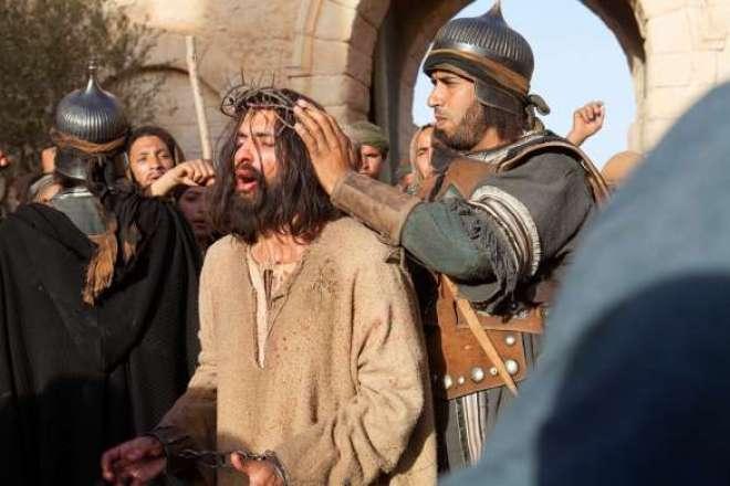 Haaz Sleiman, no papel interpreta Jesus