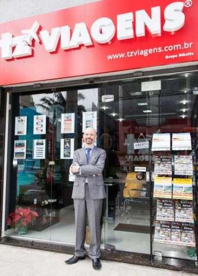 Paulo Manuel, CEO da TZ Viagens: