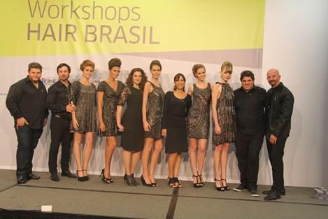 O encontro, realizado no dia 29/3, enfatizou dicas e conceitos para cabeleireiros.