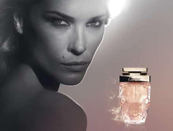 Inspirado na liberdade da Pantera, o novo perfume é um símbolo da feminilidade e elegância de Cartier.