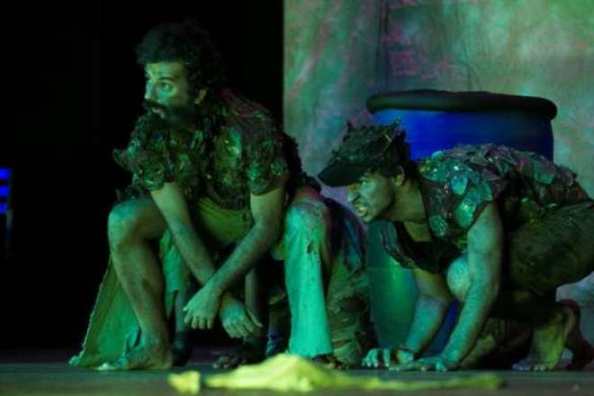 Espetáculo evolui misturando os limites entre realidade e ficção
