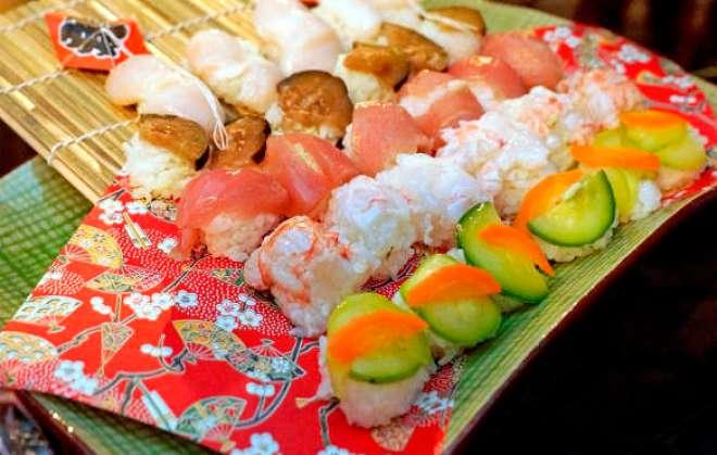 O menu do festival trouxe novidades e pratos consagrados da culinária oriental.