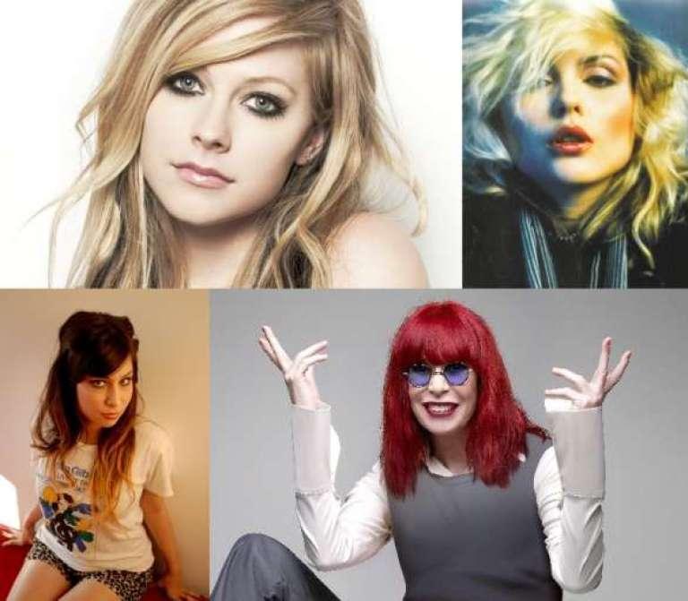 Musas do rock, que inspiram diversas mulheres com seu estilo único.