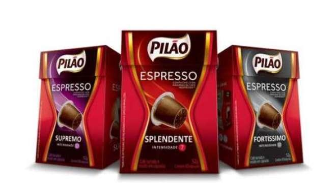 Consumidores de todo o país terão acesso às cápsulas de Pilão Espresso em três diferentes blends.