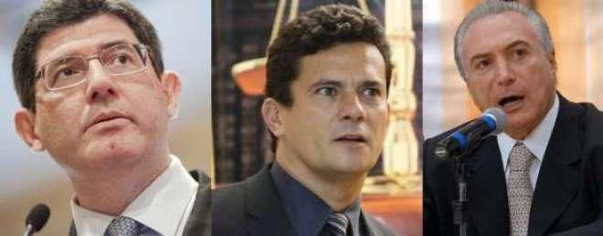 Além do ministro Joaquim Levy, participam do evento da revista EXAME no dia 31 o juiz Sérgio Moro e o vice-presidente Michel Temer.