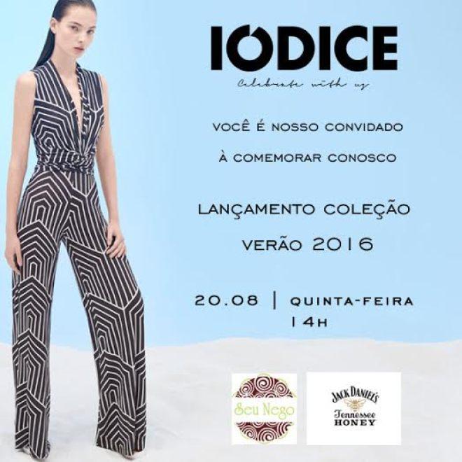 O convite:  Valdemar Iódice buscou inspiração para sua próxima coleção de verão na descontraída Ilha de Capri.