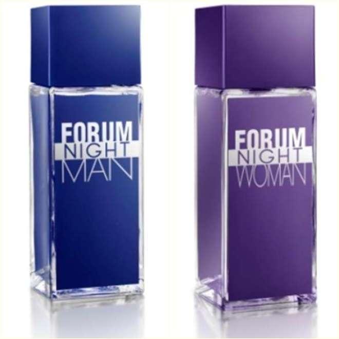 Nas versões masculina e feminina, os perfumes evocam sensualidade e poder, a perfeita combinação para uma noite de badalação sem hora para acabar.