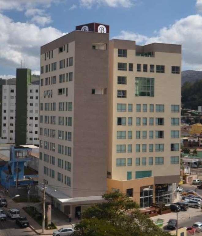 Com ótima localização o novo Bristol Itabira recebeu investimento de R$ 17,8 milhões.