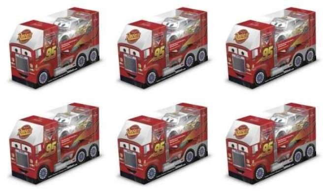 """Inspirado no filme de animação da Disney•Pixar """"Carros 2"""", o lançamento é ideal para auxiliar nos cuidados diários dos pais com a criançada e promete muita aventura e diversão."""