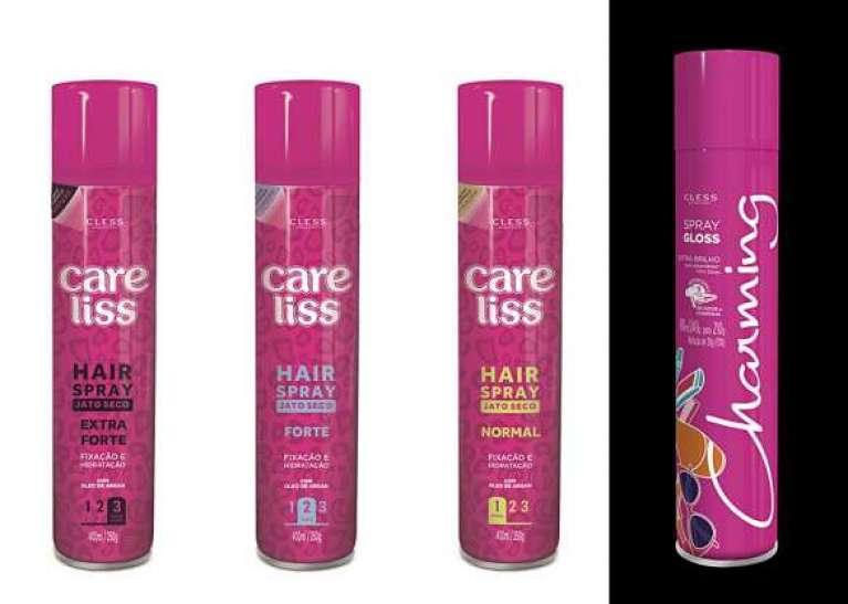 Os produtos das marcas Charming e Care Liss estão à venda nas melhores perfumarias, drogarias e supermercados de todo Brasil.