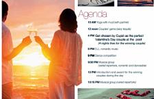 Barceló Bávaro Beach Resort oferece dia romântico