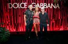 Domenico Dolce, Anna Dello Russo e Stefano Gabbana.