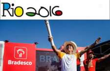 Hospital de Câncer de Barretos recebeu Tocha Olímpica Rio 2016 nesta terça-feira